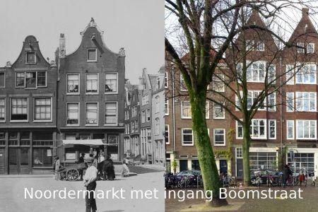 073_Noordermarkt met ingang Boomstraat.JPG
